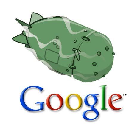 Фильтры Google в пословицах и поговорках: фильтр Bombing