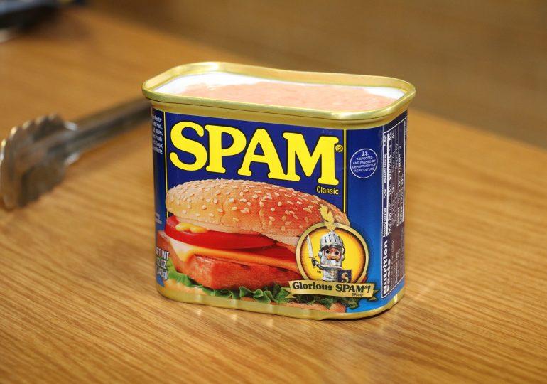 О свинных консервах или почему SPAM это СПАМ?
