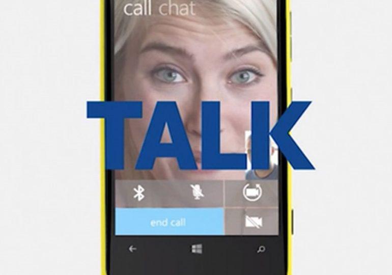 Microsoft демонстрирует Skype для Windows Phone 8