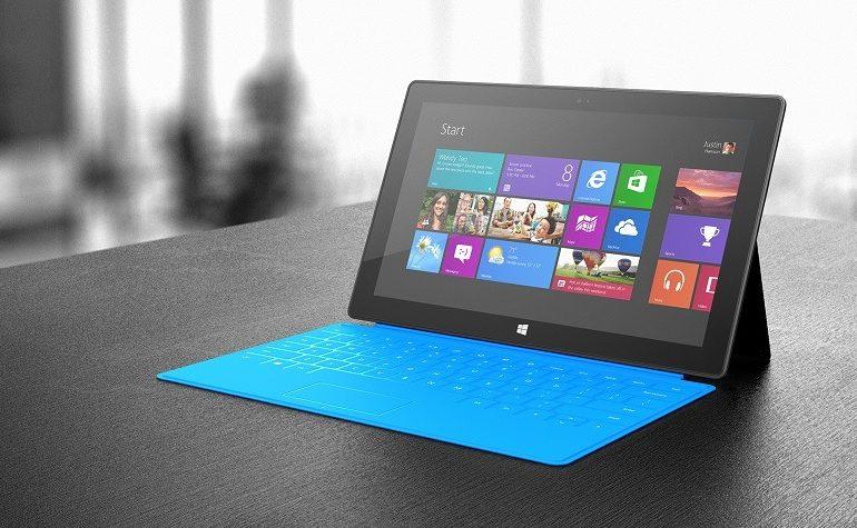 Следующая версия Surface RT будет с процессором от Qualcomm