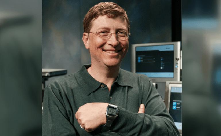 Microsoft продолжает тестирование «умных часов»