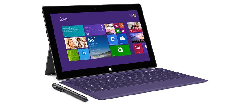 Новые Surface 2 и Surface Pro 2 страдают от перегрева и затемнения экрана
