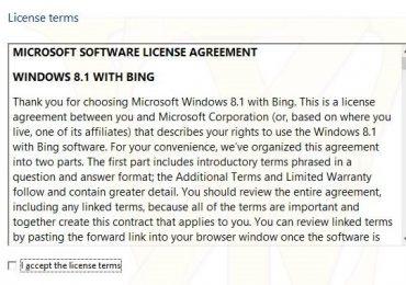Windows 8.1 может получить бесплатную версию