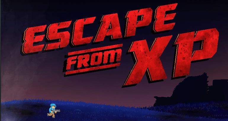 Escape from XP: игра для тех, кто хочет попрощаться с Windows XP