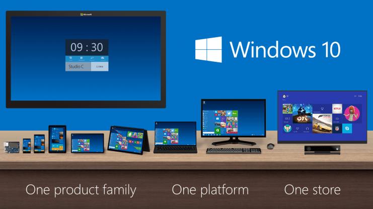 Windows 10: мобильная версия будет поддерживать устройства с ARM и x86
