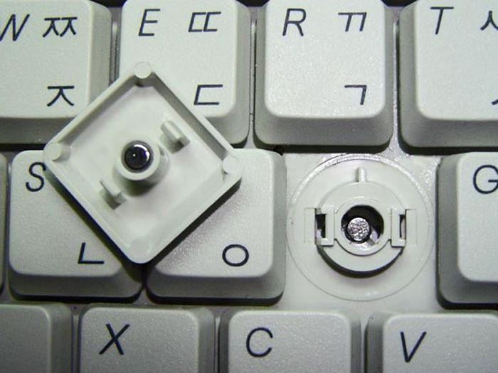 Как отключить залипание клавиш на клавиатуре