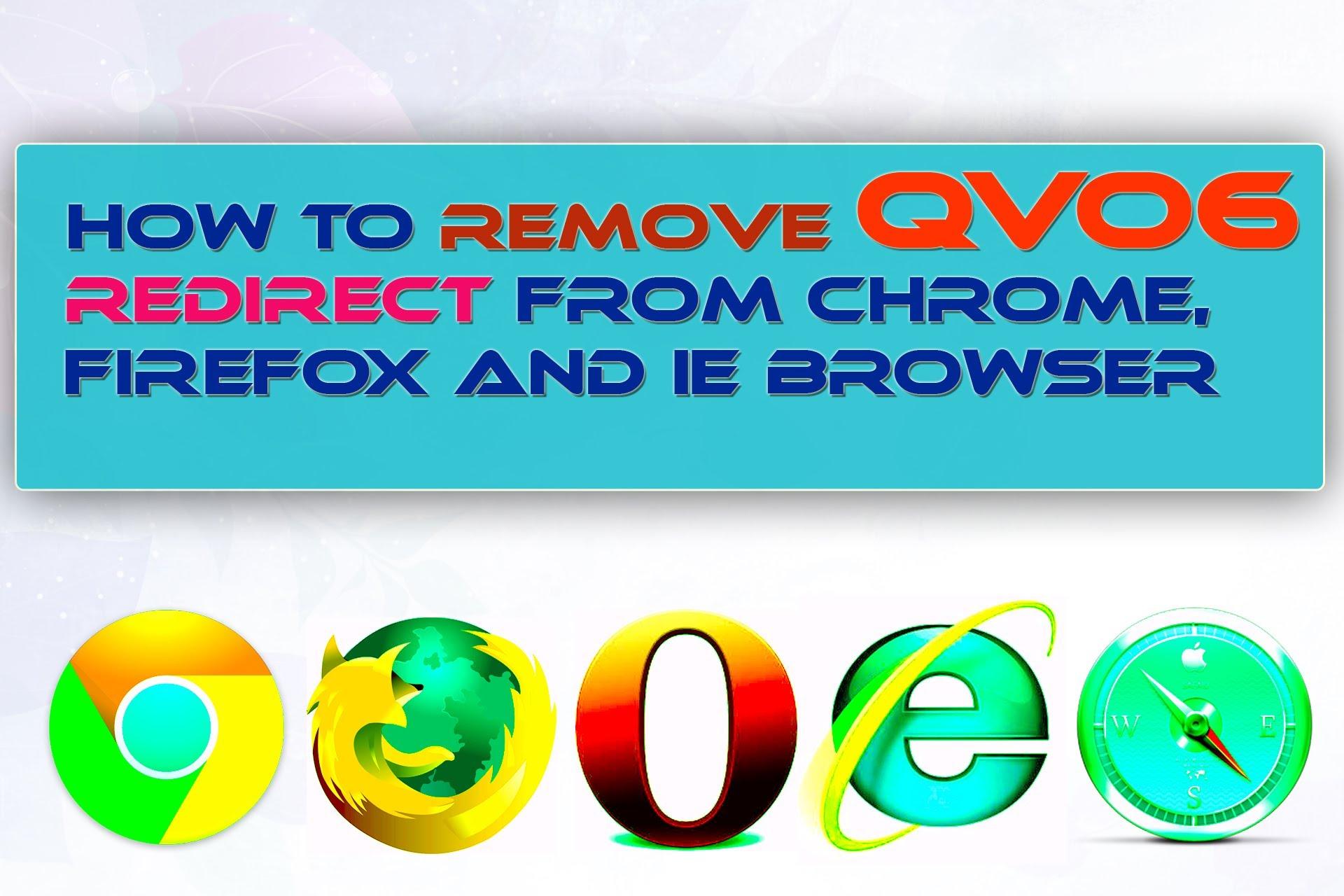Как удалить Qvo6: подробная инструкция для всех браузеров