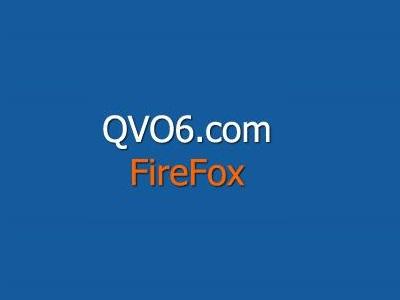Как удалить вирус Qvo6.com из Mozilla Firefox