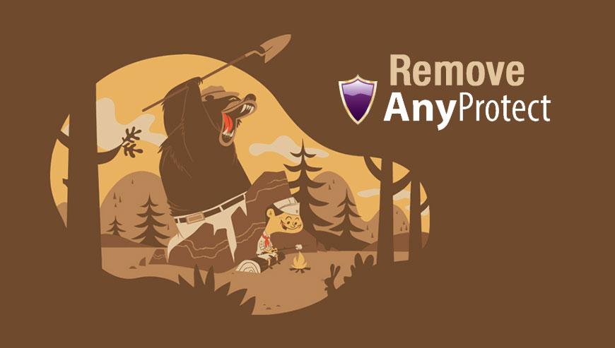 Как удалить Anyprotect с компьютера бесплатно?