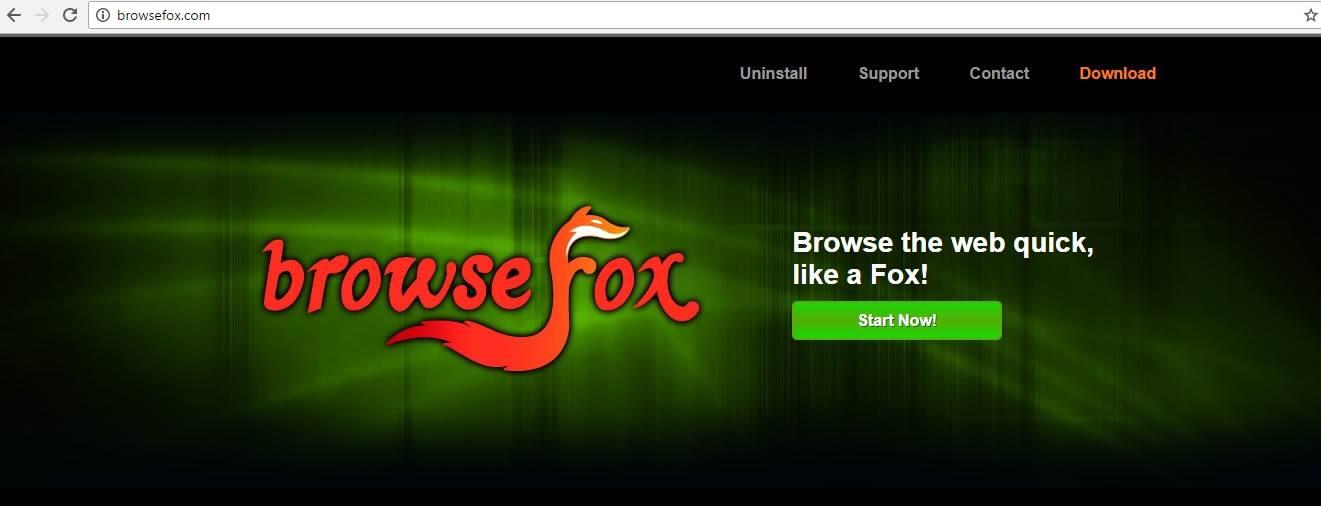 Как удалить Browsefox (win32) бесплатно из всех браузеров?