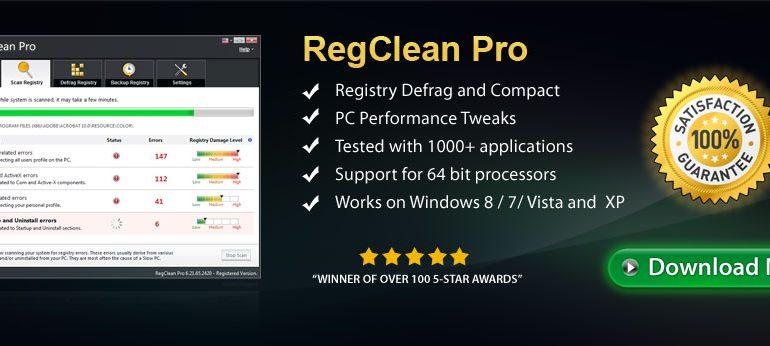 Как удалить Regclean Pro (какую программу использовать для удаления)
