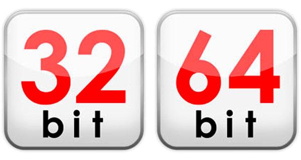 32 бит или 64 бит - что лучше
