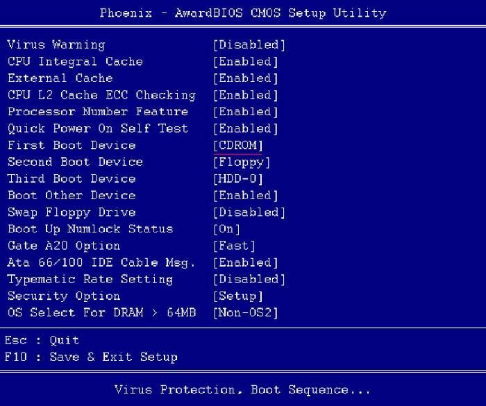 Руководство по установке Windows 7 с диска