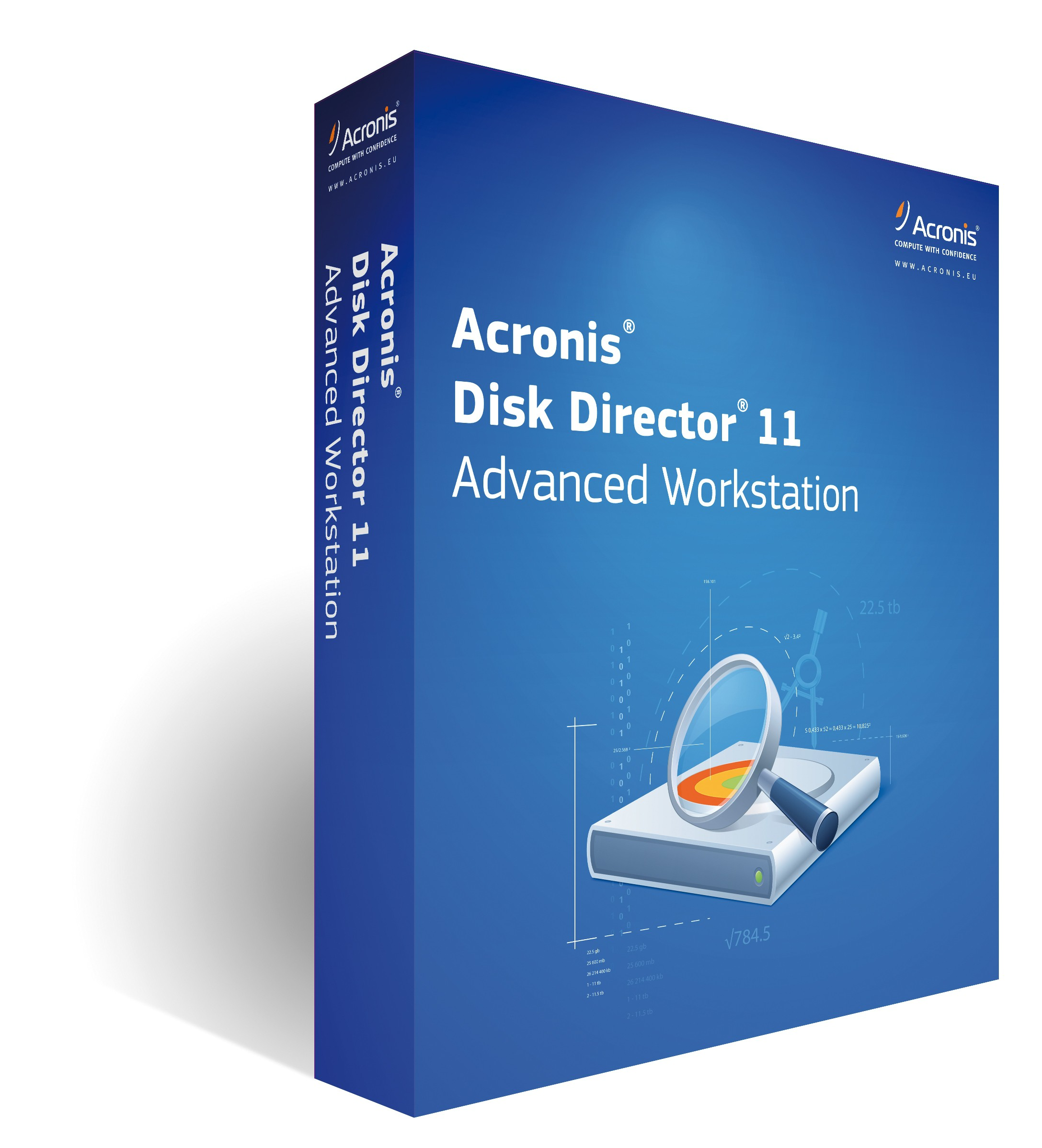 Acronis Disk Director 11