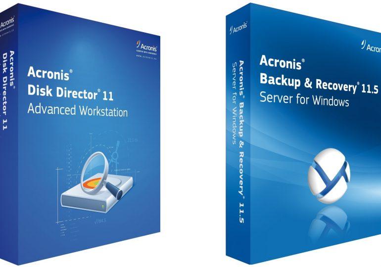 Образ загрузочного диска Acronis Disk Director 11, Acronis Backup and Recovery 11 rus