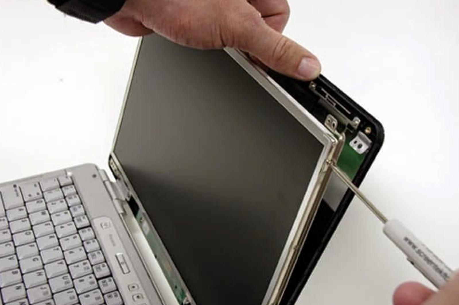 Разборка ноутбука