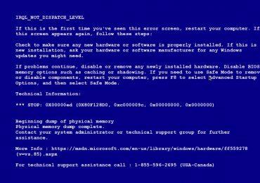 Синий экран смерти: STOP 0x000000ED Unmountable boot volume - как исправить ошибку и загрузить Windows