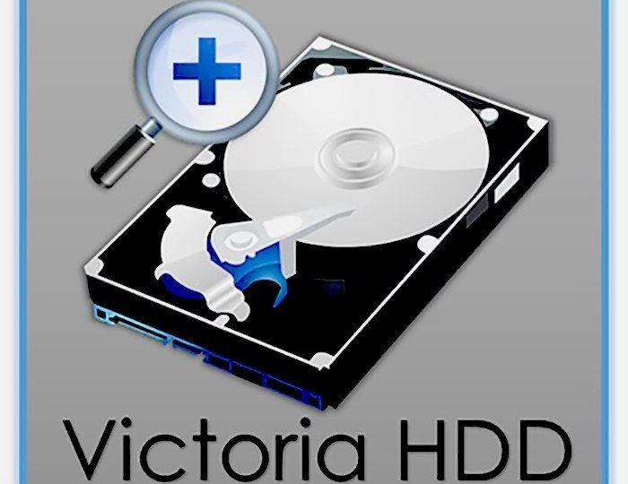 Victoria HDD 3.52 - программа для восстановления жесткого диска - скачать бесплатно