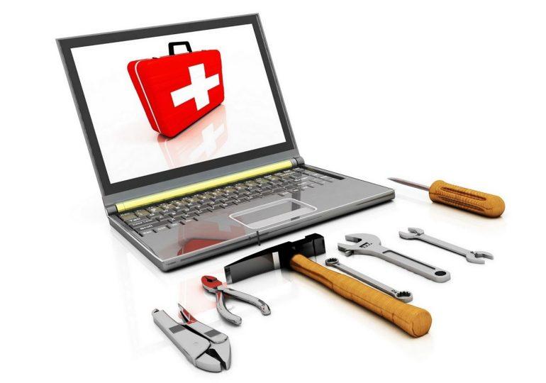 Восстановление заводских настроек и операционной системы на ноутбуке