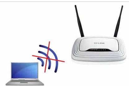 Что делать, если ноутбук не видит Wi FI?