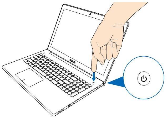 Что делать, если ноутбук не включается