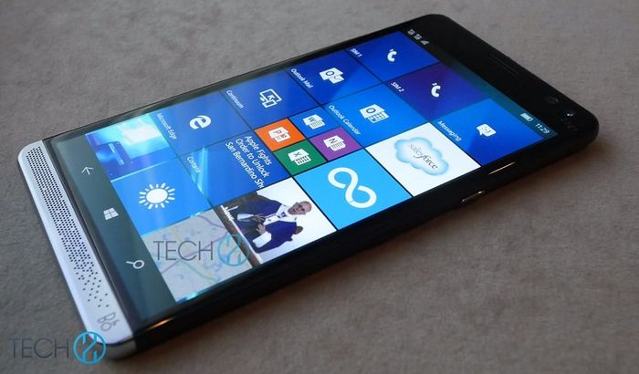 HP Elite X3: технические характеристики и первые фотографии нового смартфона с Windows 10 Mobile