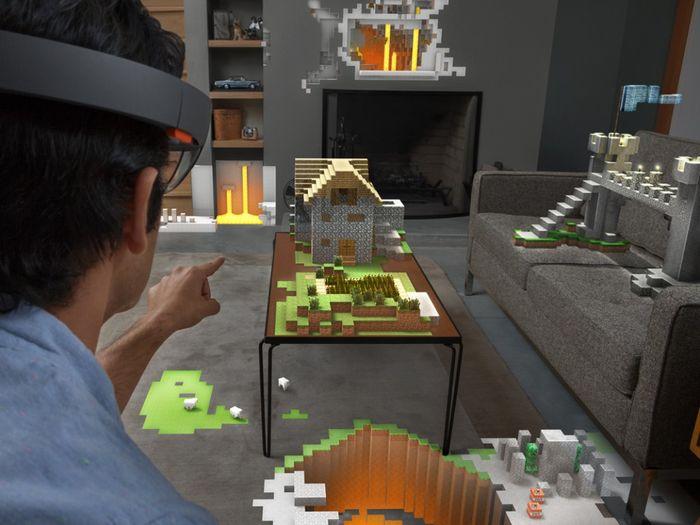 Microsoft открыла новую страницу в развитии технологий с HoloLens – очки для создания голографического мира вокруг вас