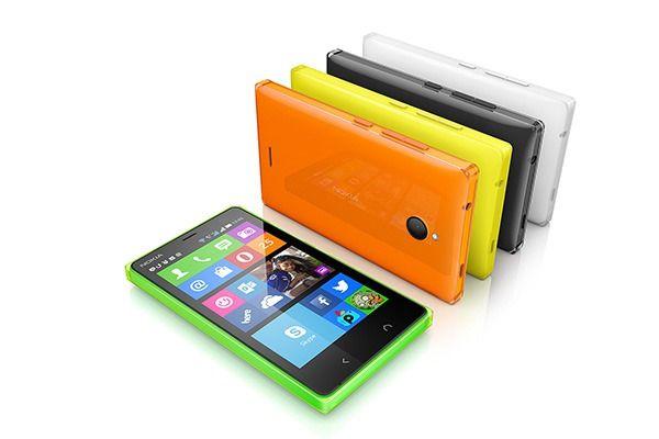 Microsoft представила Nokia X2