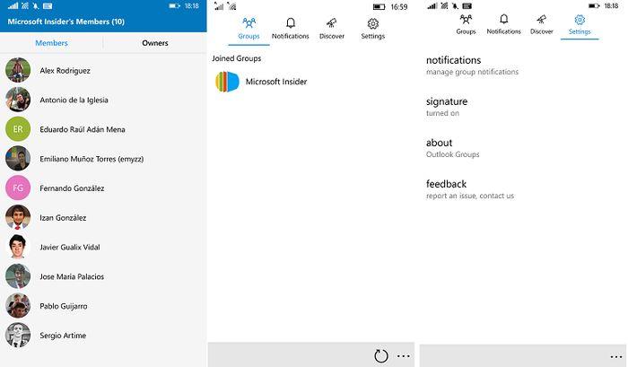 Microsoft выпустила приложение для управления группами Office 365 в Windows 10 Mobile и Windows Phone 8.1
