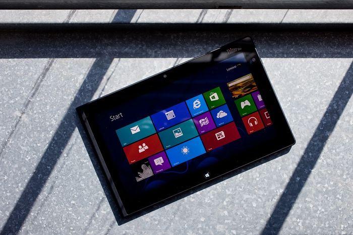 В первом квартале было продано 3 миллиона планшетов с Windows