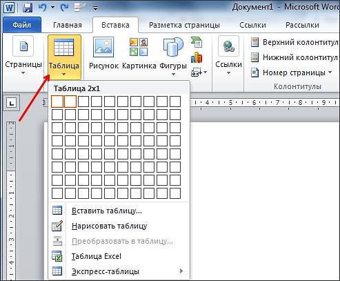 Как сделать текст в две колонки в Ворде, как сделать две колонки в Word