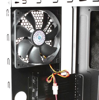 Как уменьшить шум вентиляторов в компьютере