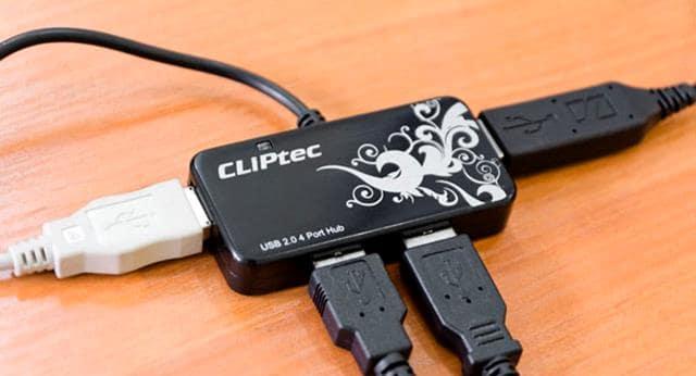 Как увеличить количество портов USB