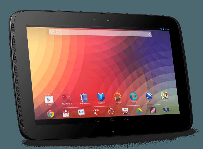 Обзор Nexus 10 – личные впечатления и опыт использования