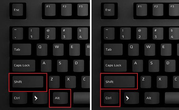 Прописные и строчные латинские буквы: как набрать на клавиатуре