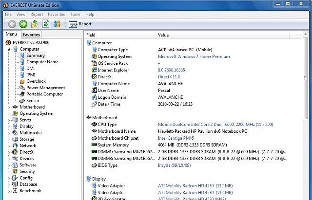 Как узнать производительность компьютера