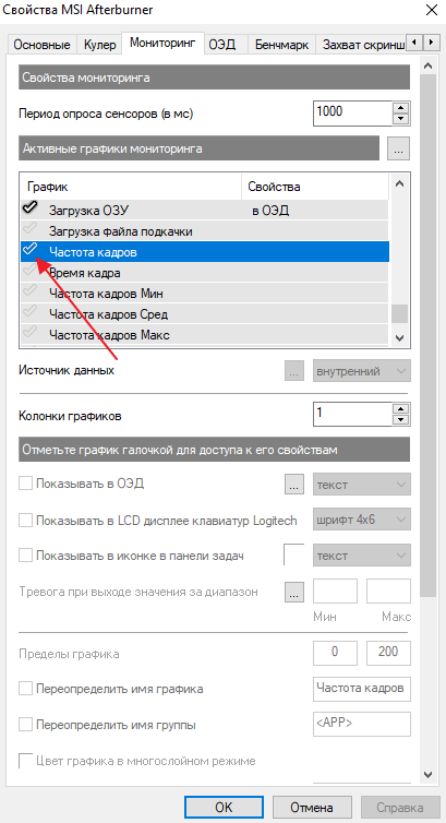 MSI Afterburner: как включить мониторинг в игре и пользоваться настройками