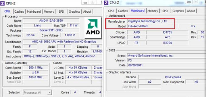 Сокет FM1: какие процессоры подходят