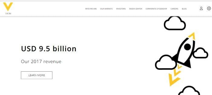 Вымпелком — официальный сайт