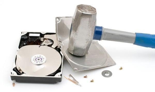 Файл или папка повреждены. Чтение невозможно что делать