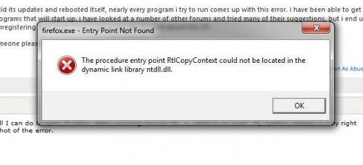Как исправить ntdll dll ошибку на Windows