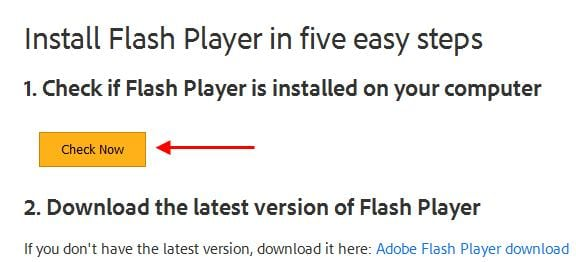 Как удалить Adobe Flash Player?