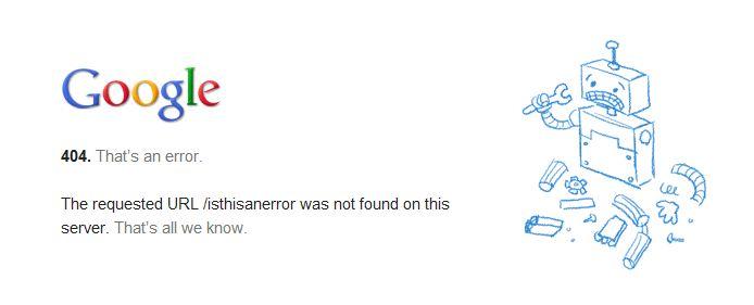 Как устранить 404 ошибку и что она означает  в браузере