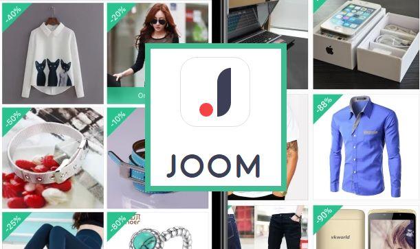 Как зарегистрироваться на Joom