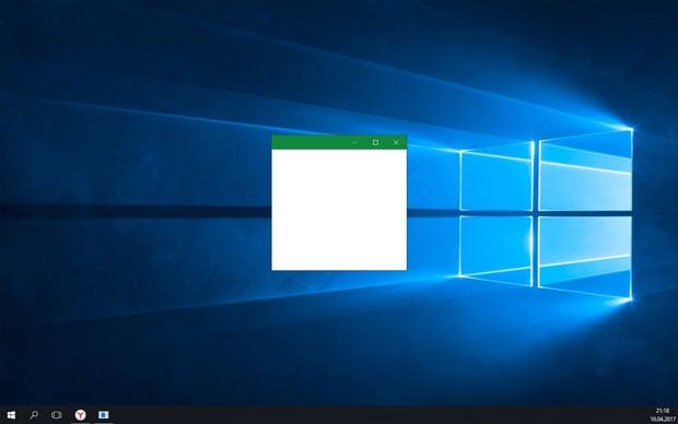 Развернуть окно на весь экран, сочетание клавиш в Windows 7, 10 и MAC