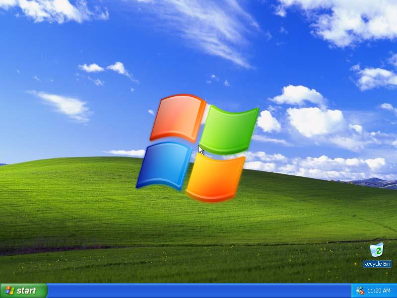 С рабочего стола если пропали значки Windows как исправить