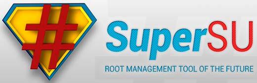 SuperSU управление правами суперпользователя