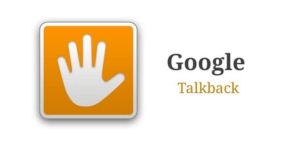 Talkback что это за программа на Андроид