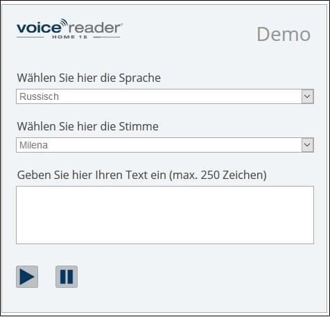ТОП-10 озвучек текста голосом онлайн