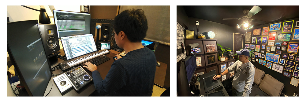 С 1 декабря Square Enix разрешит большинству сотрудников работать из дома постоянно